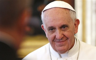 Open Letter to Pope Francis