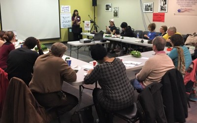 First Meeting of 2016:  2015 in Review, and Washington, D.C.'s Housing For All Campaign